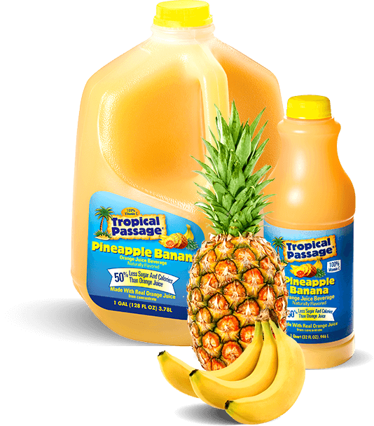 Pineapple Banana